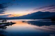 Sunrise, Sun Moon Lake, Taiwan (台灣 日月潭 日出)