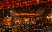 Dajia, Taiwan, 大甲 鎮瀾宮 媽祖遶境進香 起駕日