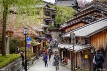 Ninenzaka / Sannenzaka Approaches, Kyoto, Japan (日本 京都 二年坂 / 三年坂)