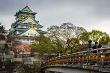 Osaka Castle, Osaka, Japan (日本 大坂 大坂城)